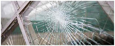 Buxton Smashed Glass